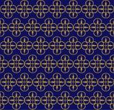 Muster von der Vignette Stockfoto