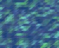 Muster von geometrischen Formen Lizenzfreie Stockfotografie