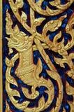 Muster von König von Nagas Lizenzfreie Stockfotografie