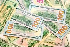 Muster von 5000 Rubeln Rechnungen Lizenzfreies Stockbild