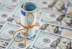 Muster von 5000 Rubeln Rechnungen Lizenzfreies Stockfoto