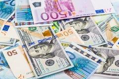 Muster von 5000 Rubeln Rechnungen Stockfotos