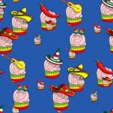 Muster von Tartlets Stockbild