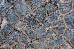 Muster von verzieren Steinwandbeschaffenheit Stockfotos