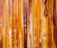 Musterdetail des Teakholzgoldes Lizenzfreies Stockbild