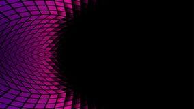 Musterentzerrertechnologievektor-Zusammenfassungshintergrund Stockbild