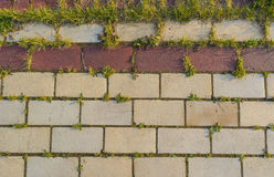 Musterfarbe der Steinoberfläche des modernen Designs stockfoto