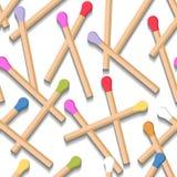 Musterfarbmatch ENV 10 Stockbilder