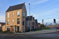 Musterhäuser öffnen sich an Nord-Stowe-Phase eins Lizenzfreie Stockbilder