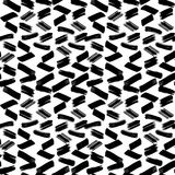 Musterhexen-Skizzenbeschaffenheit des Vektors nahtlose Lizenzfreies Stockbild