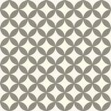 Musterkreis-Blumenhintergrund Klassischer Hintergrund Auch im corel abgehobenen Betrag stock abbildung