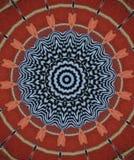 Musterkreisdesign Stockbilder