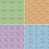 Musterlibelle Stockbilder