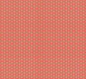 Musterpackpapier die Geometrie der Rauten Lizenzfreie Stockfotografie