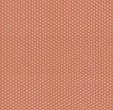 Musterpackpapierbraun gezeichnet Stockfotos
