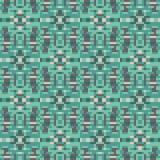 Musterpixel-Beschaffenheitsgrün Lizenzfreie Stockbilder