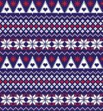 Musterpixel-Vektorillustration des neuen Jahres Weihnachts vektor abbildung