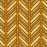 Musterpixelbeschaffenheit gelb-orange Lizenzfreie Stockbilder