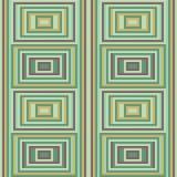 Musterpixelbeschaffenheits-Grünrechteck Lizenzfreie Stockfotografie