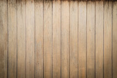 Musty old wood texture, vertical of old panels background Stock Images