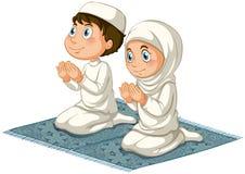 musulmanes Imagen de archivo libre de regalías