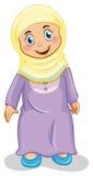 musulmanes stock de ilustración