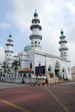 Musulmanes de Masjid la India, Jalan Tengku Kelana Imagen de archivo