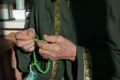 Musulmani anziani Fotografia Stock
