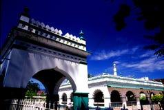 Musulmans d'Inde de Masjid photographie stock libre de droits