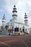 Musulmans d'Inde de Masjid, Jalan Tengku Kelana Image stock