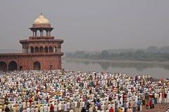 musulmans de festival Photo libre de droits