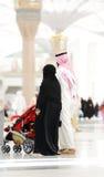 Musulmans de hadj de Makkah Kaaba photographie stock libre de droits