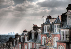 Muswell Hill Stock Photo