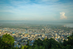 Mut Sea Mountain Viewpoint Chumphon Thailand Stock Photo