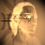Mutación Imagen de archivo libre de regalías