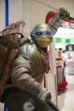 Mutant adolescent Ninja Turtles : Leonardo image libre de droits