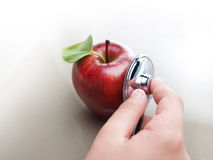 Mutant apple Stock Photos