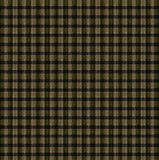 Muted check textured fabric background Royalty Free Stock Photography
