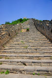 Mutianyu Great Wall in China Royalty Free Stock Images
