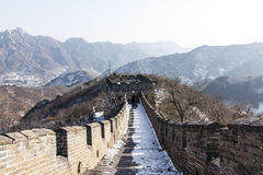 Mutianyu Watchtower Stock Images