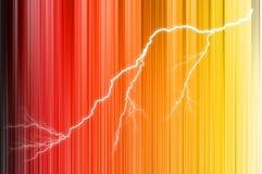 Muticolored linje strukturerad bakgrund med blixt stock illustrationer