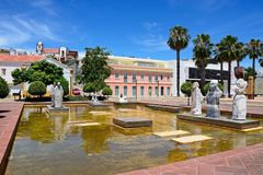 Mutimad Park, Silves, Portugal. Royalty Free Stock Photography