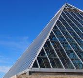Muttart Konservatorium-Pyramide Stockbilder