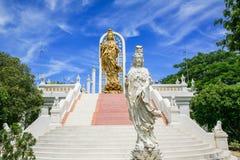 Mutter Kuan Kwan Im Buddha Lizenzfreies Stockfoto