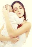 Mutter mit Baby Lizenzfreie Stockfotografie