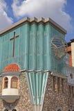 Mutter Teresa Skopje lizenzfreie stockfotografie