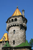 Mutter turm roof. Mutter tower roof Stock Photography