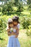 Mutter und die Tochter Lizenzfreies Stockbild