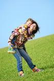 Mutter und ihre Tochter Lizenzfreie Stockbilder