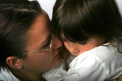 Mutter und Kind Lizenzfreie Stockfotos